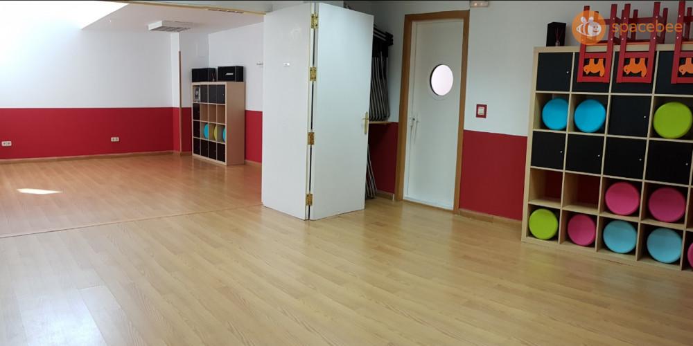 Aula abierta multifuncional