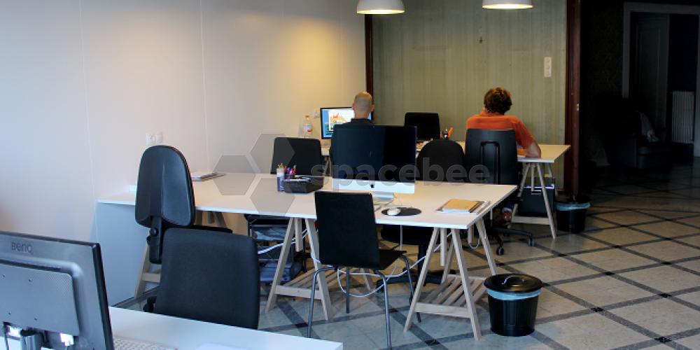 Oficina 3 mesas