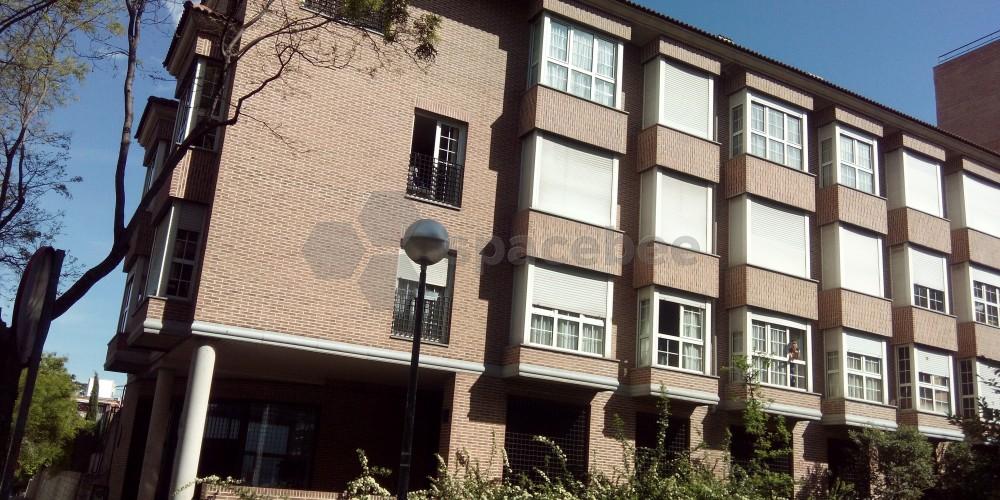 Fachada exterior edificio