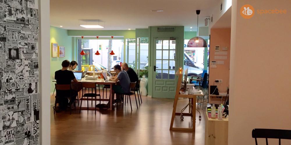 cowork area
