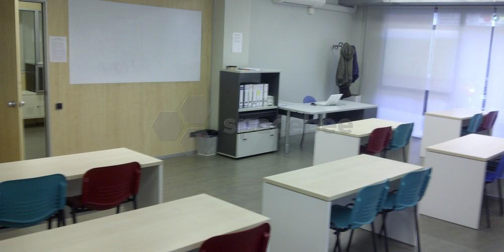 aula de formación