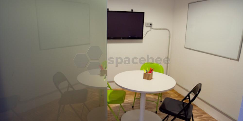 Sala de reunión pequeña