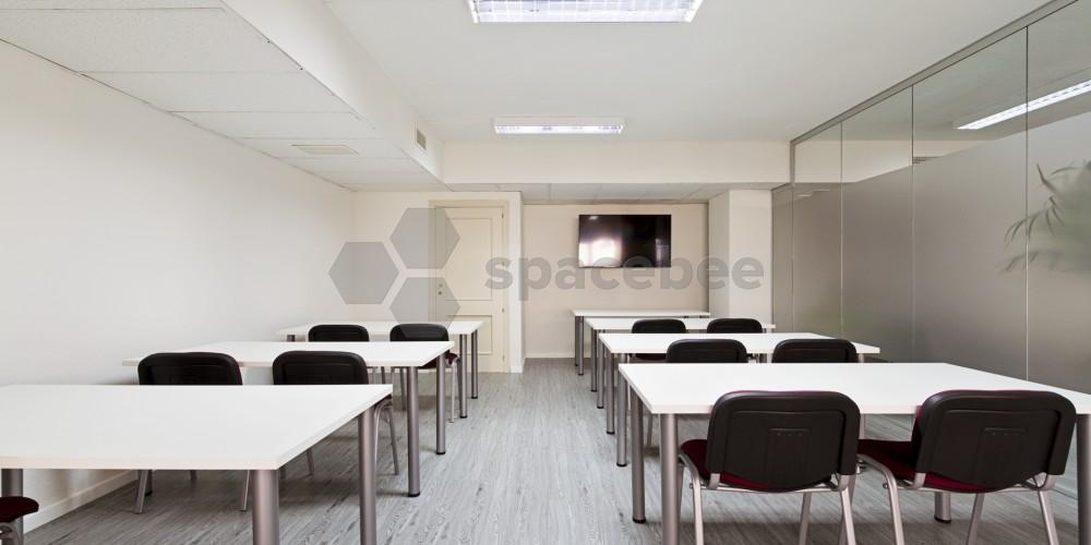 Spacebee Centro De Negocios Con Sala De Reuniones