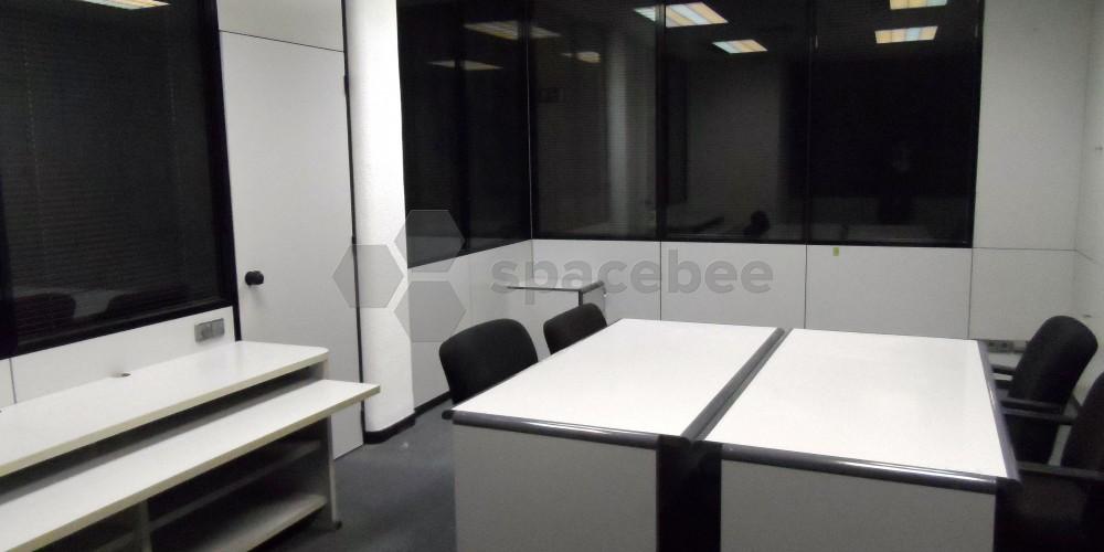Coworking puesto fijo cerrado