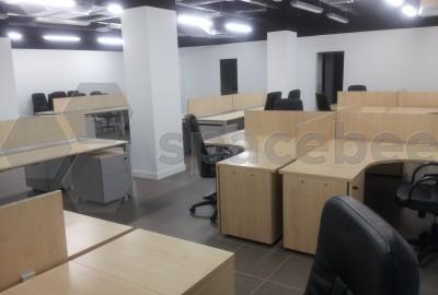 Espacio de Coworkers con libre acceso