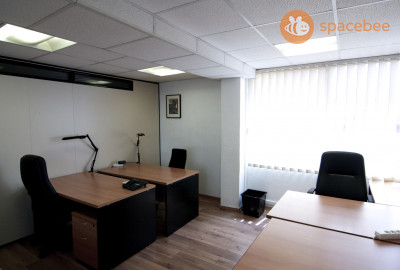 Oficinas privadas de 4 a 6 personas