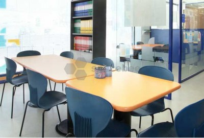 Variadas salas de reuniones