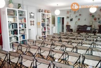 Salón para la organización de eventos