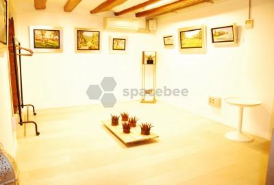 Sala pequeña planta alta - 15 m2