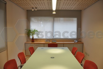Espaciosa sala de reuniones