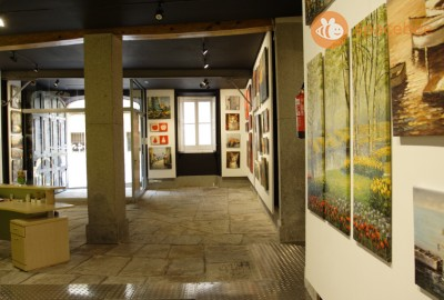 Art gallery, eventos privados y multiespacio