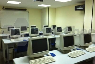 Aula informática con A/A