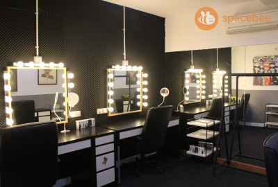Camerinos/Sala de maquillaje