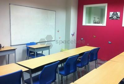 Sala de formación media (18-20 personas)
