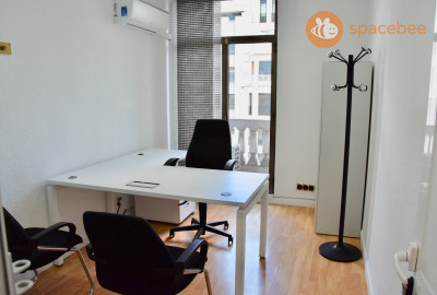 Despacho  De Dirección Nro.  1 + 4 Puestos de Trabajo
