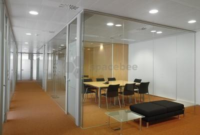 Salas de reuniones para 4-5 personas