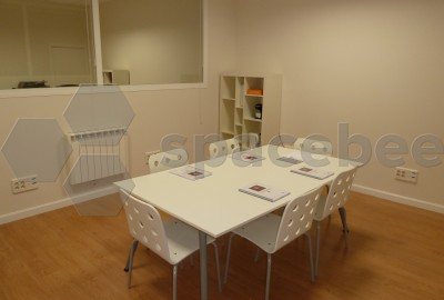 Sala de juntas para 6 personas