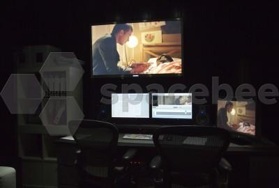 Sala postproducción vídeo