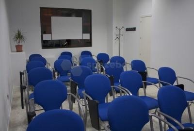 Sala de reuniones y charlas