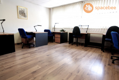 Oficinas privadas de 8 a 10 personas