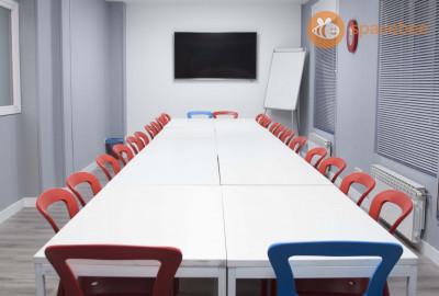 Sala de reuniones 25/50 personas