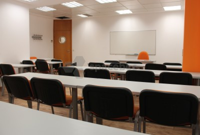 Aulas de formación configurables