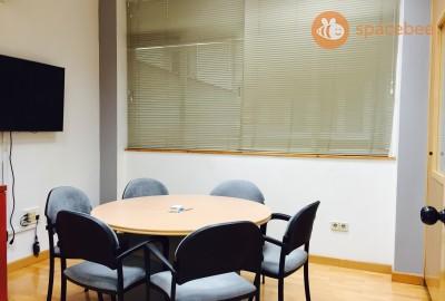 Sala reuniones 1 en barrio de Salamanca