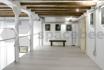 Sala principal planta alta 25 m2