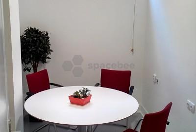 Sala Steve Jobs (4 personas con mesa redonda)