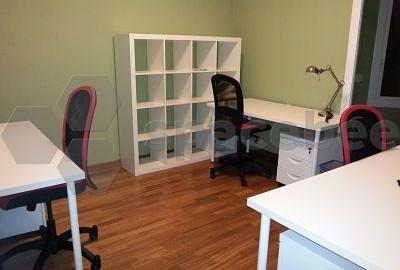 Espacioso Despacho Individual 25 m2